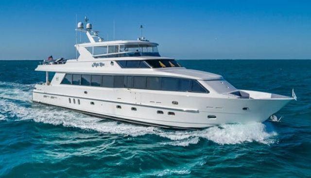 High Rise Charter Yacht