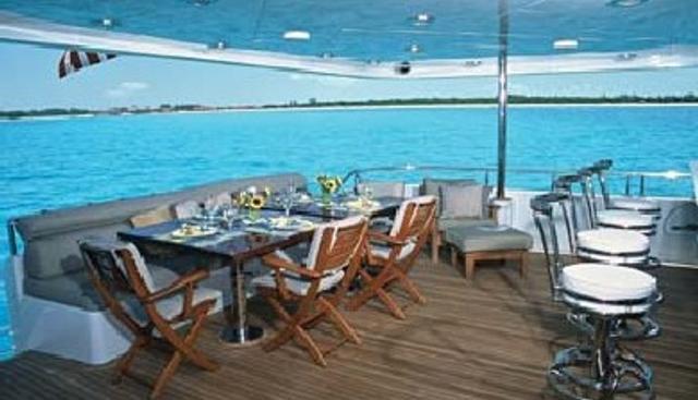 Savannah Charter Yacht - 4