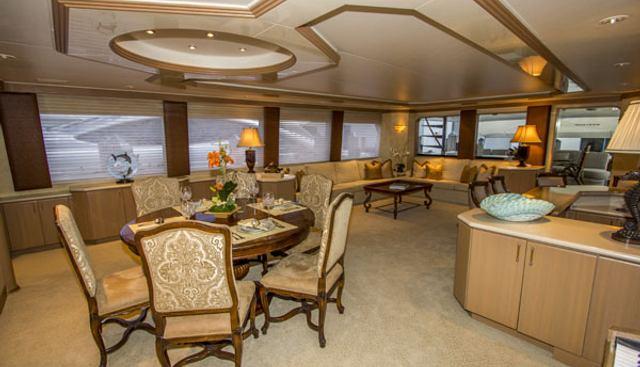 A' Salute Charter Yacht - 6