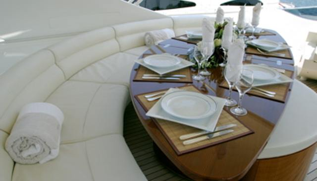 4Five Charter Yacht - 2