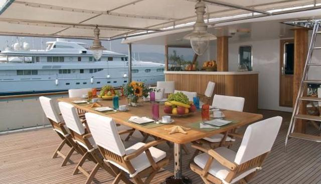Steel Motor Yacht Charter Yacht - 3