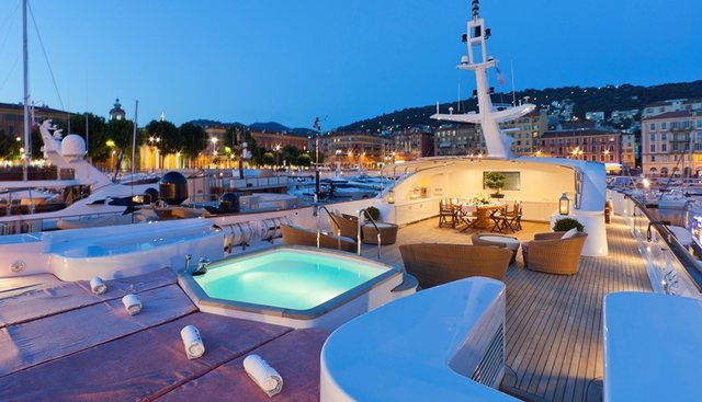 Sophie Blue Charter Yacht - 2