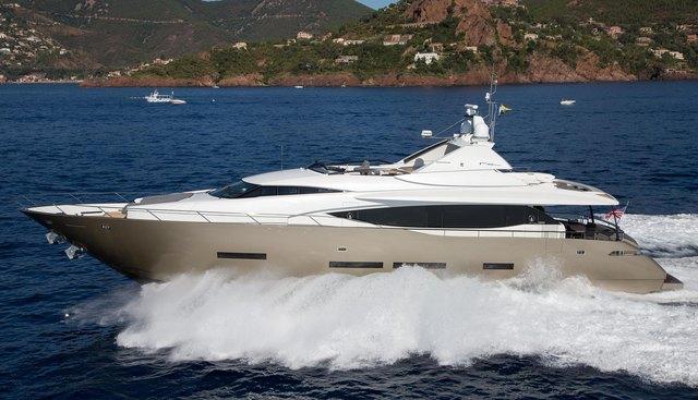 Keros Island Charter Yacht