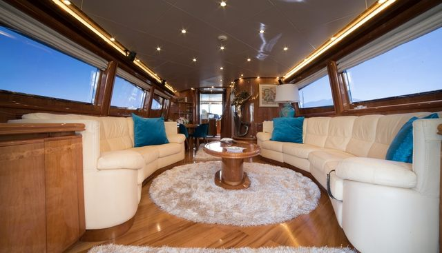 D'Aristotelis Charter Yacht - 7