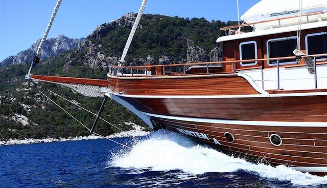 Nurten A Charter Yacht - 3