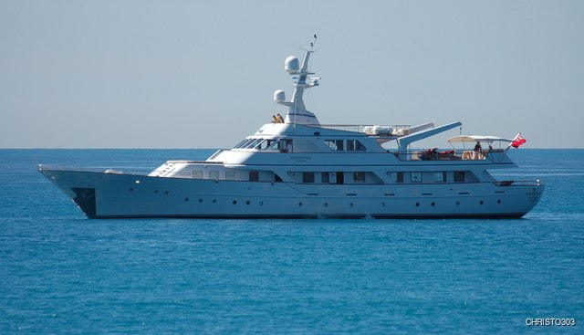 Atlantica Seconda Charter Yacht - 4