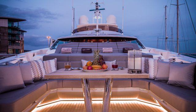 Aqua Libra Charter Yacht - 6