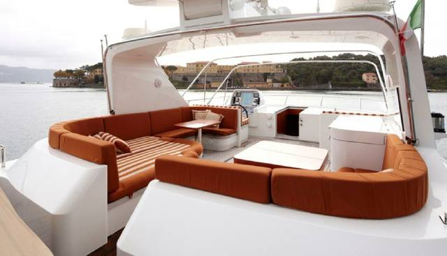 Moon River Charter Yacht - 3