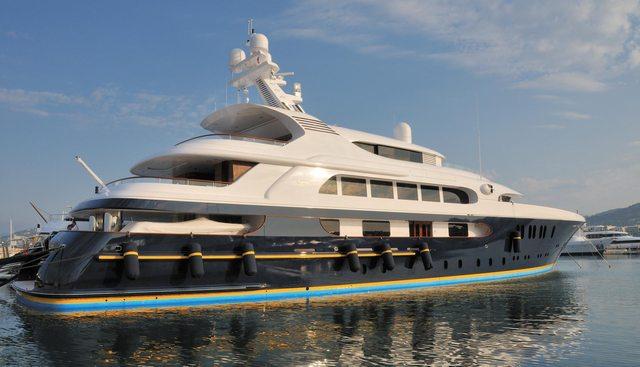 Tanusha Charter Yacht - 6