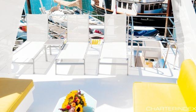 Sovereign Lady Charter Yacht - 3