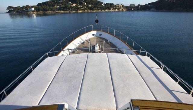 Mizar Charter Yacht - 2