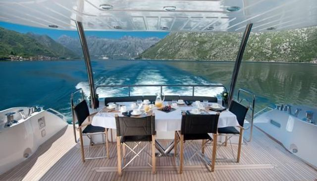 Oomka Charter Yacht - 3