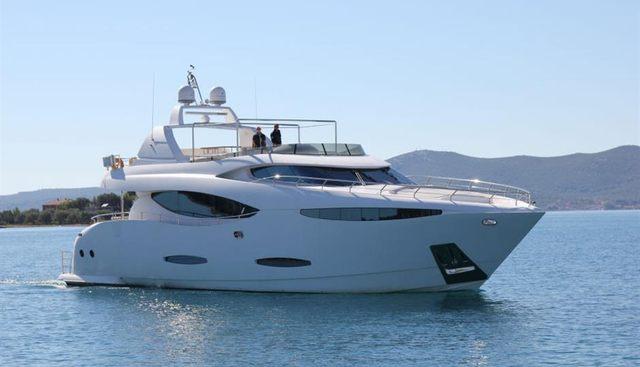 Adamo Charter Yacht
