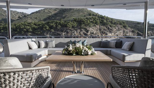 Berco Voyager Charter Yacht - 4