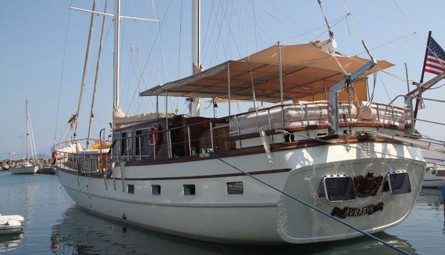 Avrasya Charter Yacht - 2