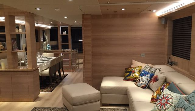 Don Michele Charter Yacht - 7
