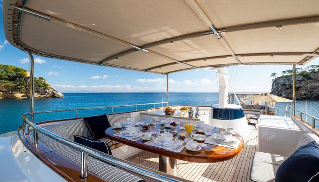 Odyssey III Charter Yacht - 4