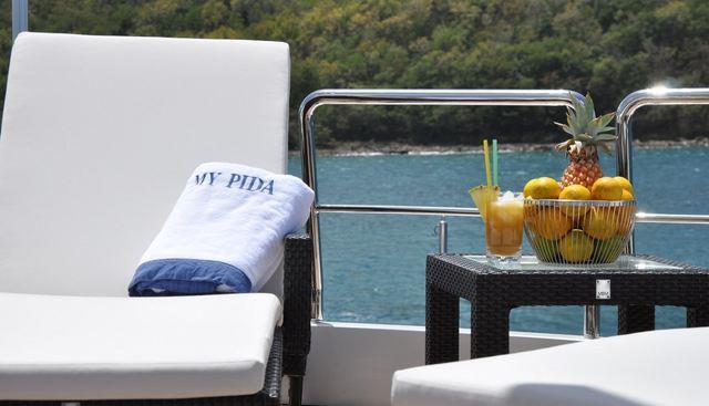 Pida Charter Yacht - 3