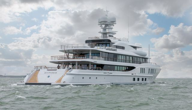 Synthesis Charter Yacht - 3