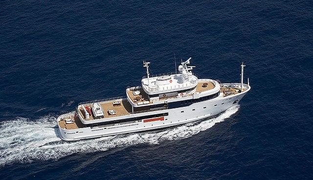 Tribu Charter Yacht - 3