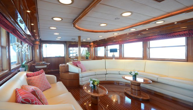 Camellia  Charter Yacht - 8
