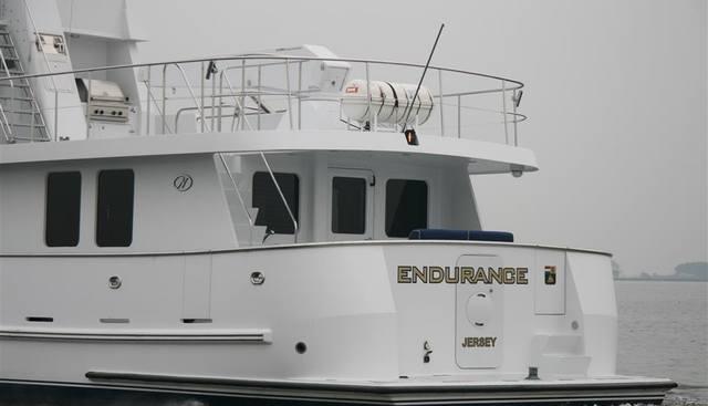 Endurance Charter Yacht - 3