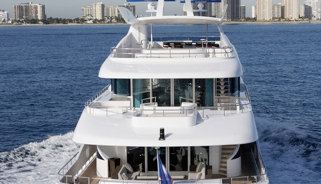 Inception Charter Yacht - 5