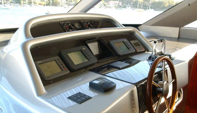 Morpheus Charter Yacht - 5