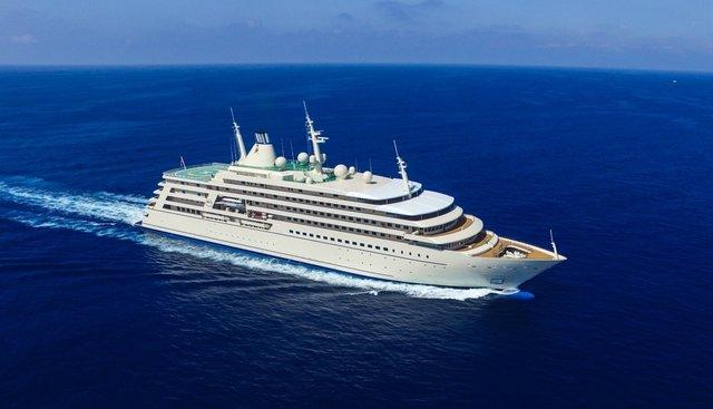 Fulk Al Salamah Charter Yacht