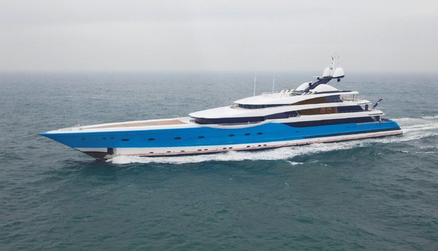 Madame Gu Charter Yacht - 3