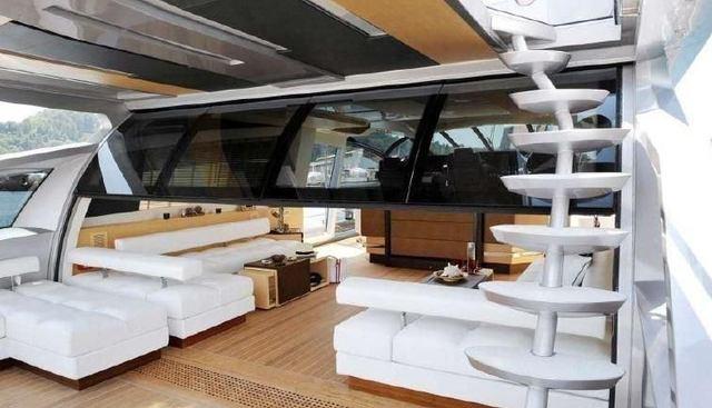 Baia 100 Charter Yacht - 8