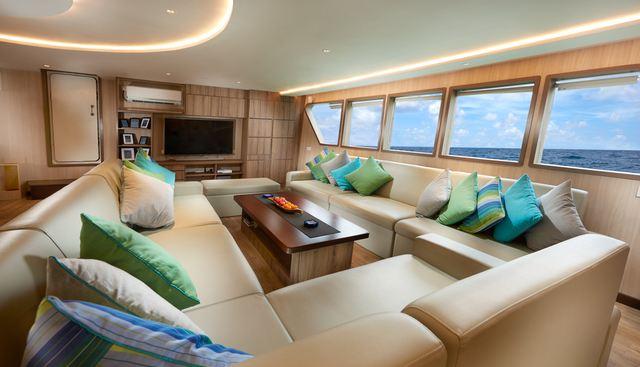 Gaia Love Charter Yacht - 4