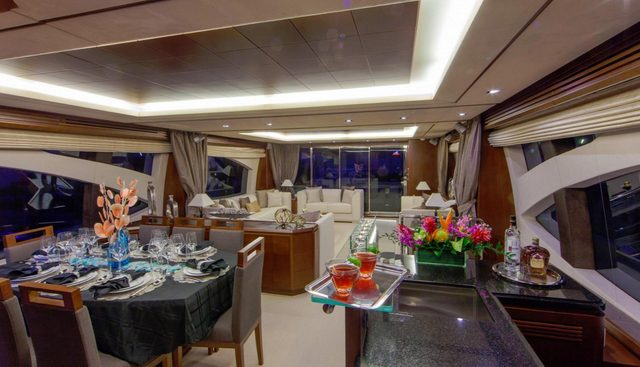 Sand Castle Charter Yacht - 7
