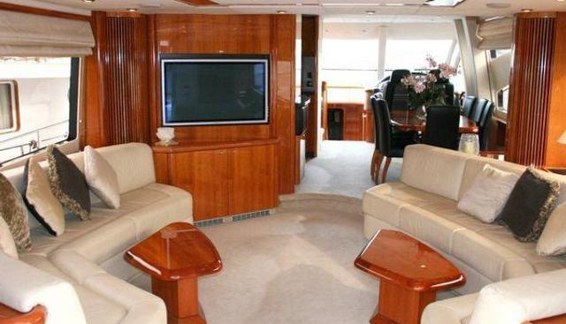 Inca Tinca Charter Yacht - 4