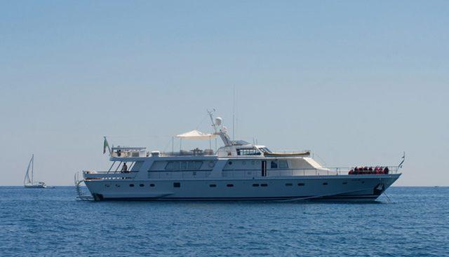 Nafisa Charter Yacht - 3