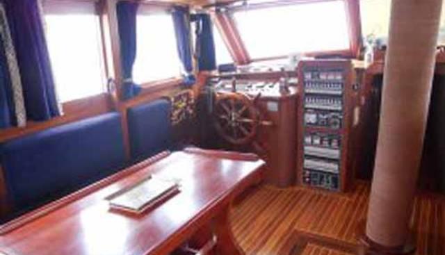 Sibel Sultan Charter Yacht - 2