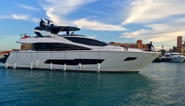 Fafy Charter Yacht