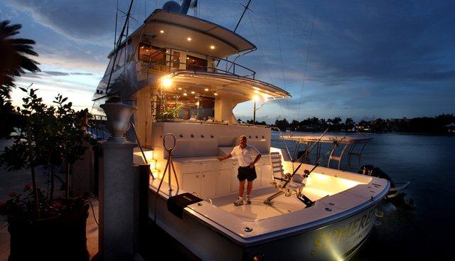 Spherefish Charter Yacht - 3
