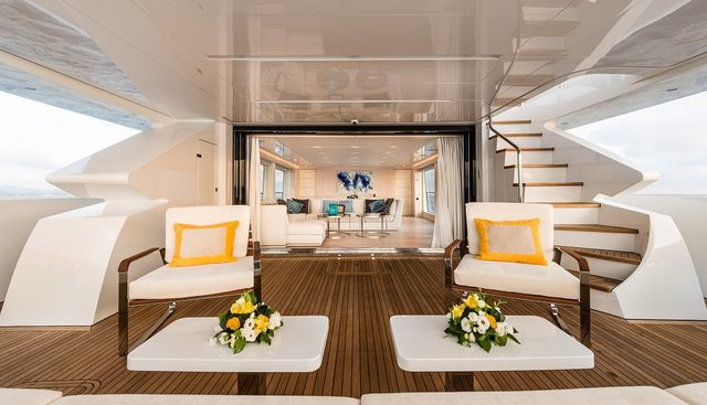 Taboo of the Seas Charter Yacht - 3