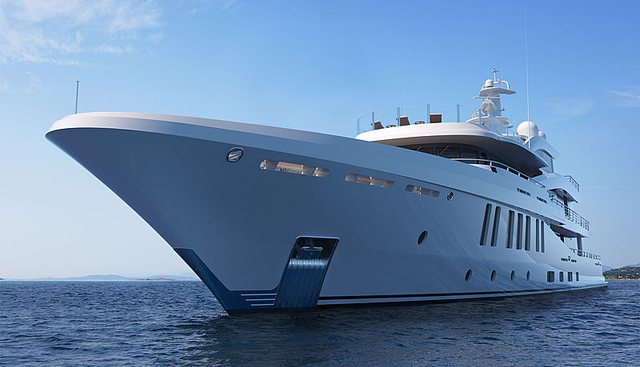 Amels 200/01 Charter Yacht - 2
