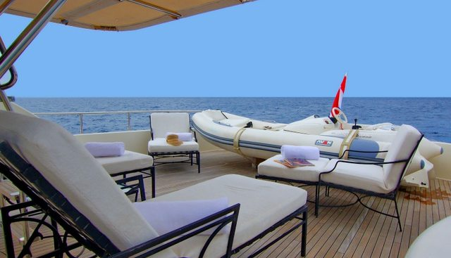 Vintage Charter Yacht - 5