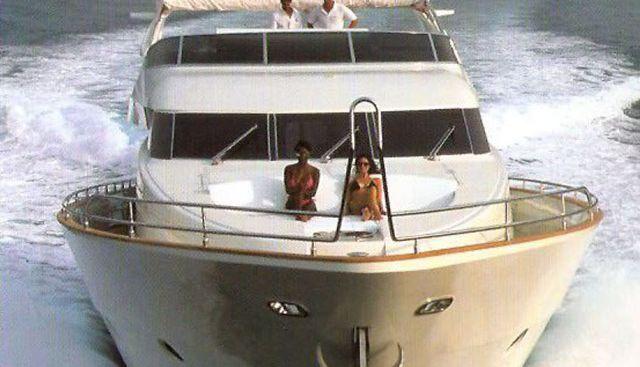 Sashen'ka Charter Yacht - 5