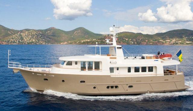 Akissi Charter Yacht