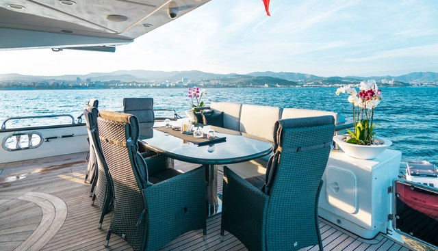 D'Angleterre Charter Yacht - 4