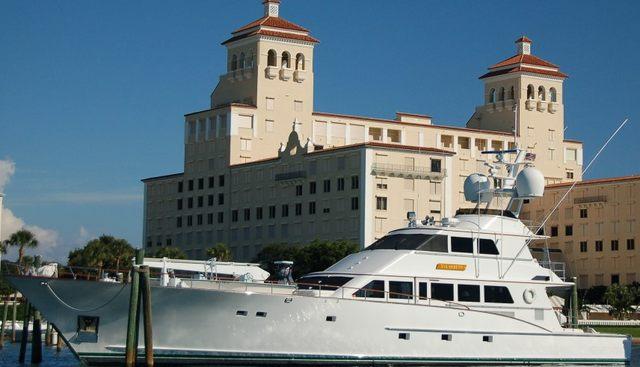 Sarah Beth Charter Yacht