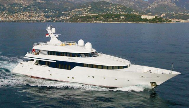 Be Mine Charter Yacht