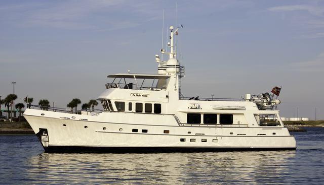 Gusto Charter Yacht