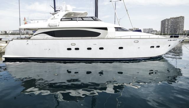 Rosique Charter Yacht