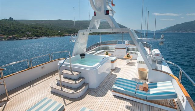 Cheetah Moon Charter Yacht - 3