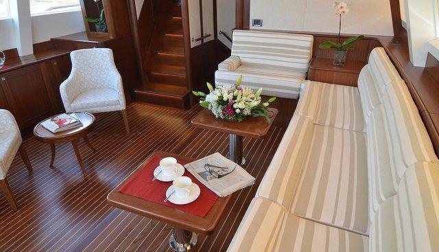 Sila Sibiri Charter Yacht - 8